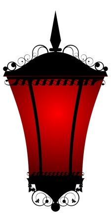 prostitue: Rode lantaarn