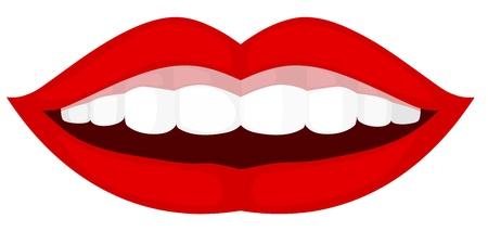 molares: Sonre�r Vectores