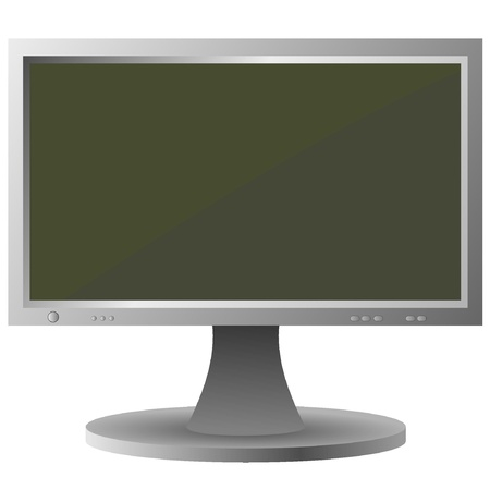 monitor  Stock Vector - 12976265