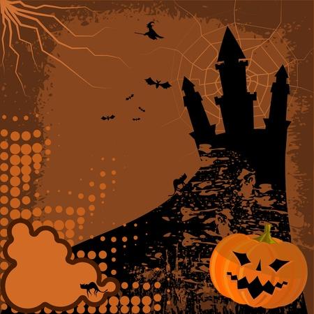 Halloween. EPS10 Stock Vector - 13554346