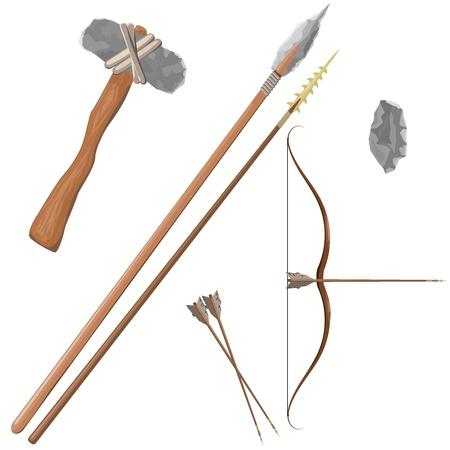 caveman: Elementos de los pueblos antiguos