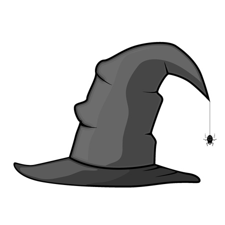 Witch hat Stock Vector - 14972478