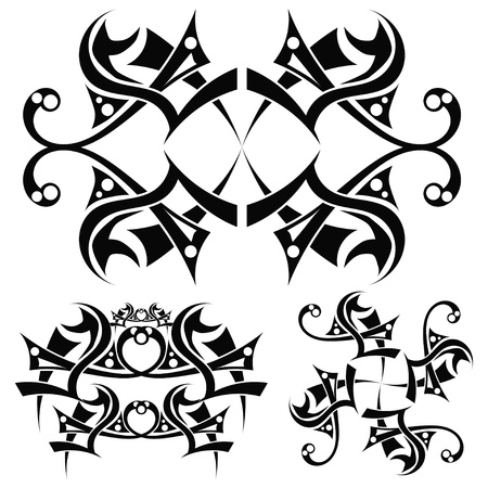 celtic symbol: Tribal Art Design