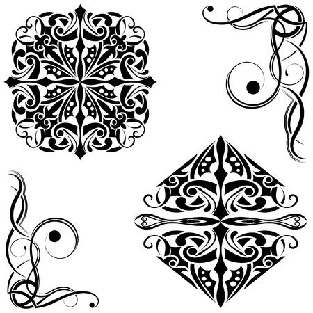Tribal  pattern Stock Vector - 17900170