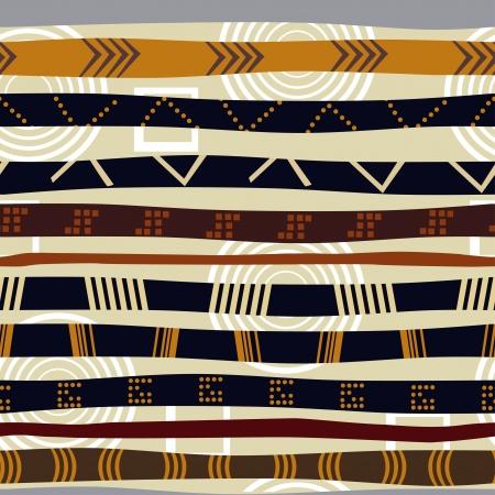 arte africano: Textura transparente