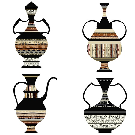 hasidism: Tribal pitcher