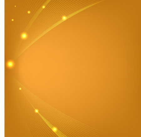 glows: Abstract orange background with mesh and glows Illustration
