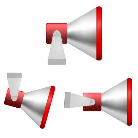 proclaim: Set of speaker