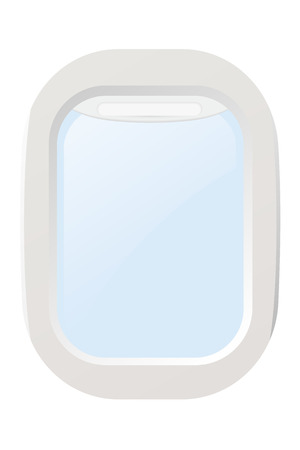 illuminator: Airplane illuminator. Vector illustration