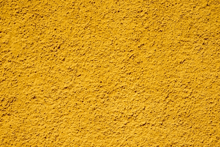 House exterior with texture and vibrant yellow colour Stock Photo - 16935342