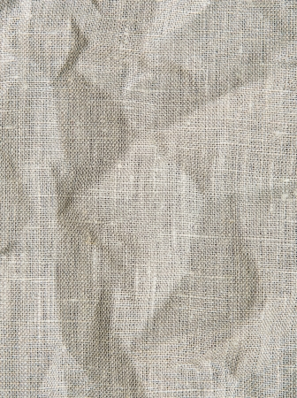 Backdrop canvas of seamless empty cotton fabric Stock Photo