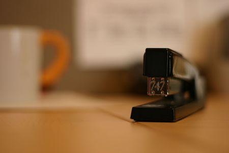 office stapler: 747 Stapler