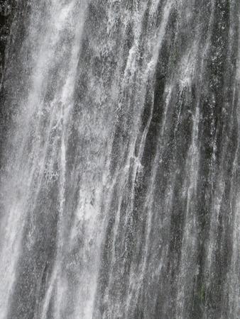 Cascade du Ray Pic (Ardeche) - Waterfall photo