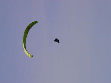 parapente: Parapente - Parapente - Aile volante