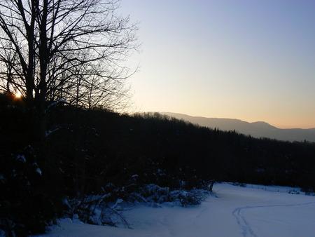 Scènes d'hiver dans les Alpes - scènes d'hiver dans les Alpes, France Banque d'images - 49265559