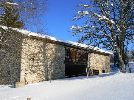 Scènes d'hiver dans les Alpes - scènes d'hiver dans les Alpes, France Banque d'images - 49265586