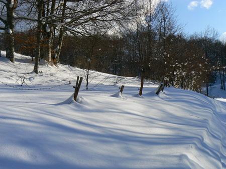 Scènes d'hiver dans les Alpes - scènes d'hiver dans les Alpes, France Banque d'images - 49265686
