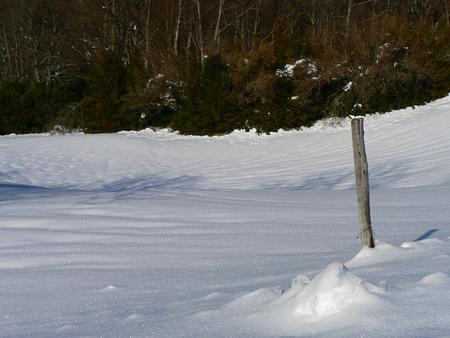 Scènes d'hiver dans les Alpes - scènes d'hiver dans les Alpes, France Banque d'images - 49265698