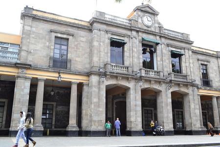 city of Tlalpan 新聞圖片