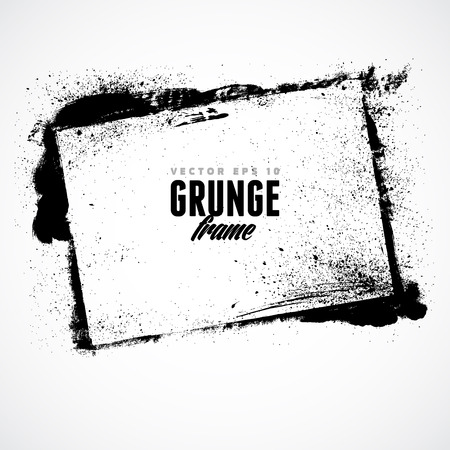 Marco de Grunge para múltiples aplicaciones. Foto de archivo - 38591666