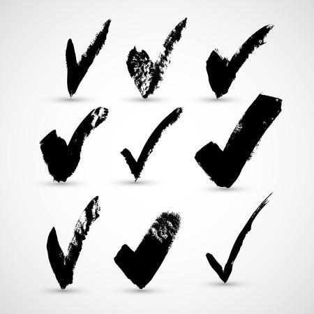 garrapata: Conjunto de verificación a mano Vectores