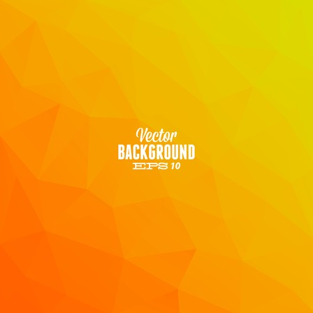 square background: Hipster background made of triangles. Retro label design. Square composition with geometric shapes, color flow effect.