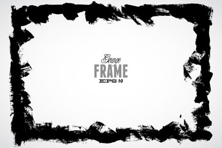 grubby: Grunge frame for multiple applications.