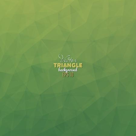 流行に敏感な背景は三角形から成っています。レトロなラベル デザイン。正方形の幾何学的図形、色流れの効果と組成。  イラスト・ベクター素材