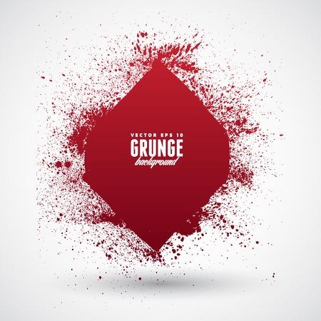 grunge banner: grunge banner Illustration