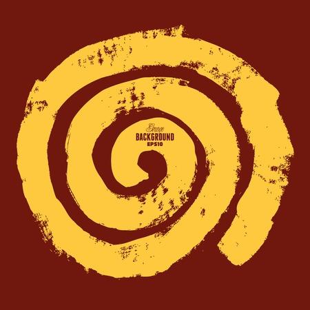 grunge shape: Grunge shape