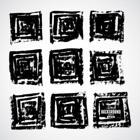 formas abstractas: Formas abstractas