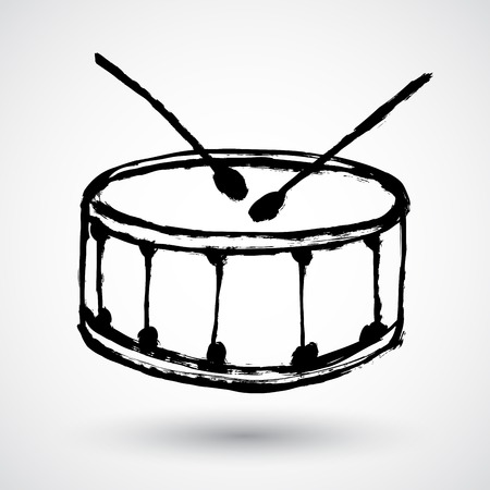drums: Grunge drums