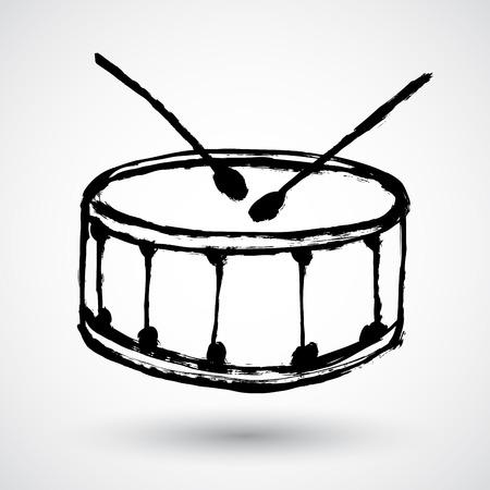 tambor: Tambores del Grunge