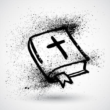 bible: Bible Grunge style