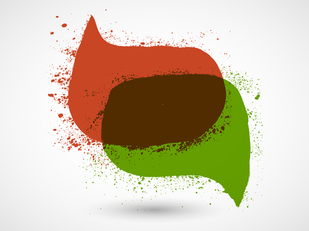 speech icon: Speech Bubbles Icon Illustration