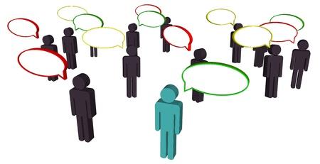 disorganization: Business Communications
