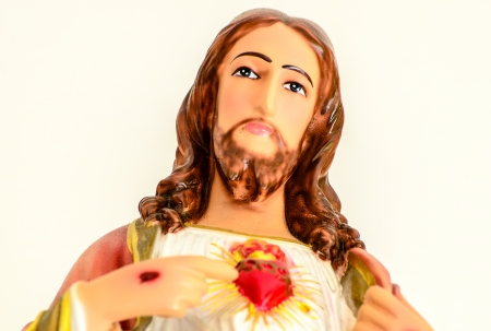 sacre coeur: Sacr�-C?ur de J�sus Banque d'images
