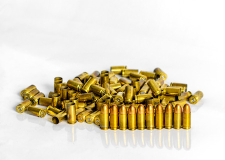 Group of Golden Gun Shelling  photo