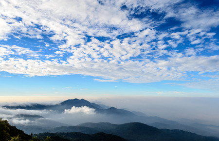 Mountain scenic in Thailand,Photo takeitn on  December 10, 2013 photo