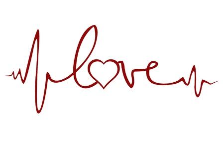 ekg: love EKG