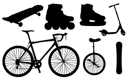 unicycle: sport equipment