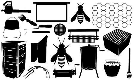 beekeeping: beekeeping set