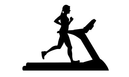 treadmill: treadmill runner