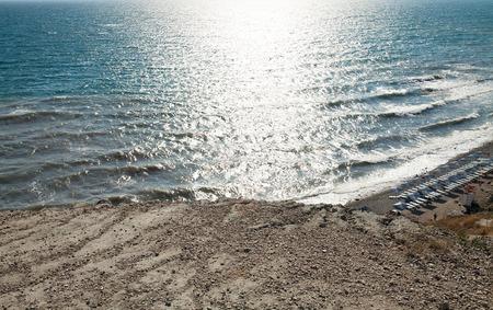 blu sky: Crimea, mountains, seaside