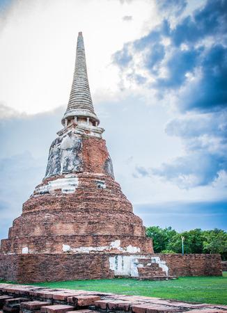 archeology: thailand archeology Stock Photo