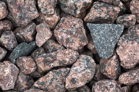 gravel texture, background