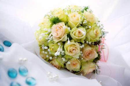 Bridal bouquet Standard-Bild