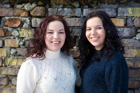 Girls twins Stock Photo - 12580000
