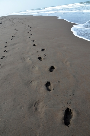 footsteps photo