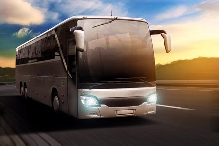 passenger buses: Entrenador